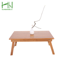 China manufacture furniture natural home & loft new design Bamboo Folding snack tea & coffee kang table