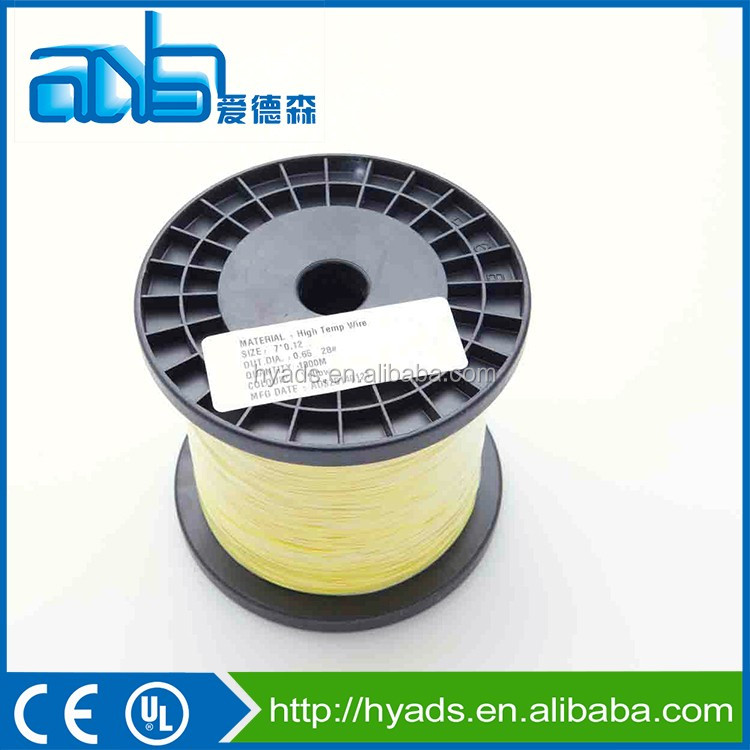 2016 China manufacturer UL listed 1333 teflon wire and cable for internal wire of appliances