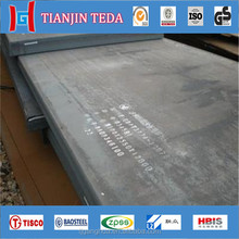 3mm thick Carbon structural steel plate/mild steel plate price