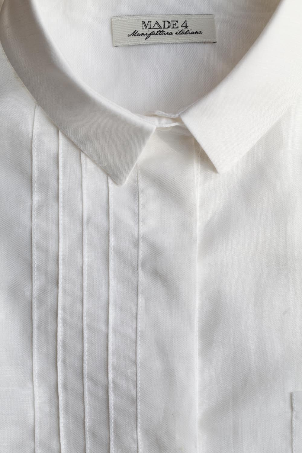 100% MADE IN ITALY SHIRTS FOR MEN AND LADIES