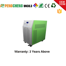 Portable green power18650 cell 6KW solar energy home 18650 storage battery tank for solar power system