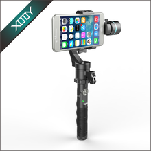 High quality gimbal 3 axis brushless handheld stabilizer gimbal for cell phone 6 plus