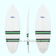 Hot sale PU foam wavestrom surfboard/kitesurf board