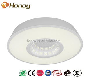 42W acrylic modern dimmable led ceiling light