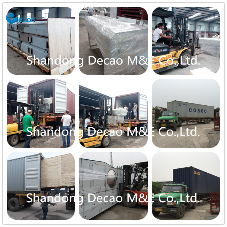 Bulk Fish Food Equipment
