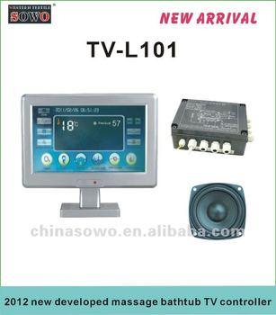 Foshan SOWO 2012 new developed bathtub TV controller TV-L101
