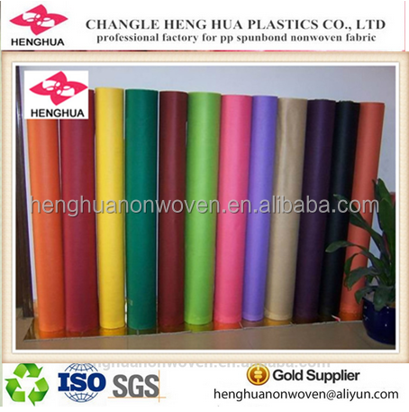 High quality pp polypropylene spunbond nonwoven fabric meterial raw price