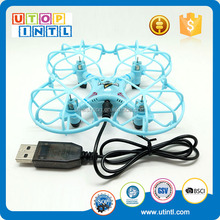 high speed 2.4G 4ch remote control uav drone for children