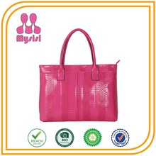 Wholesale New Women/Ladies Crocodile Leather Handbag Famous Authentic Designer Handbag 2014
