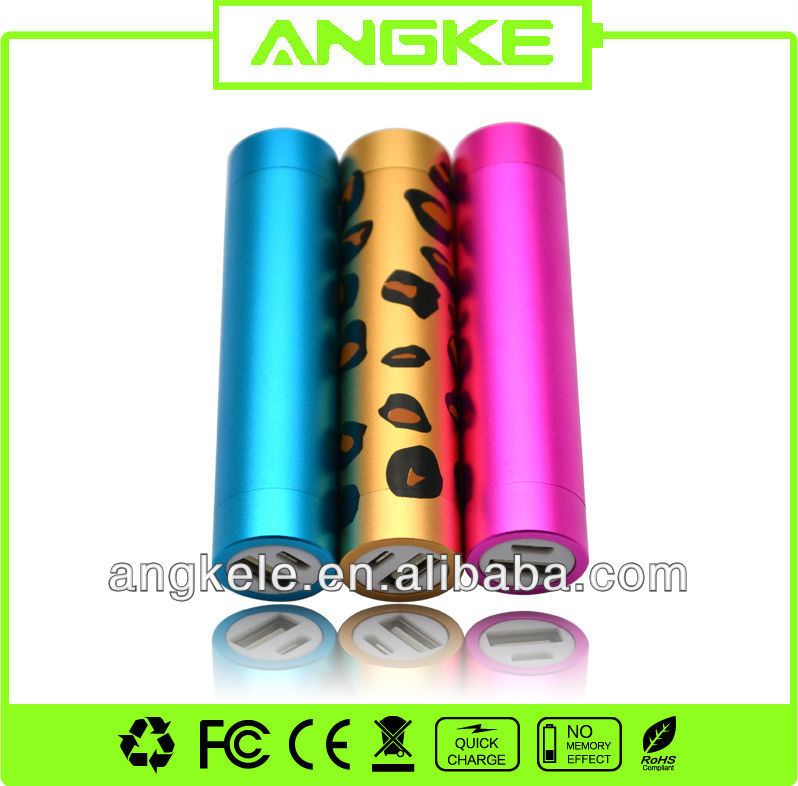 2200mah emergency mobile phone portable charger
