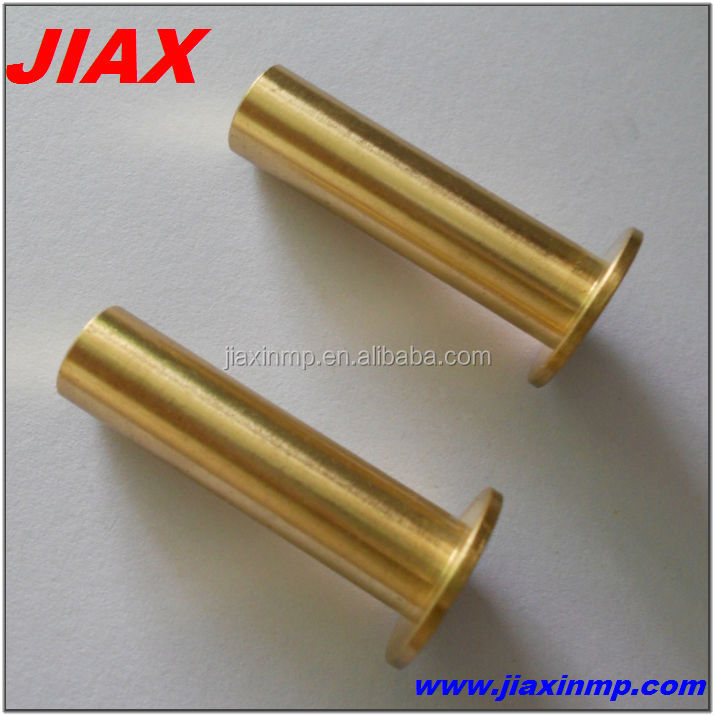 OEM customized brass turning pins