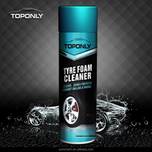 Tire Shine Product For Car, Shining Spray For Tires