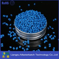 buckets plastichdpe plastics carbon black color masterbatch blue
