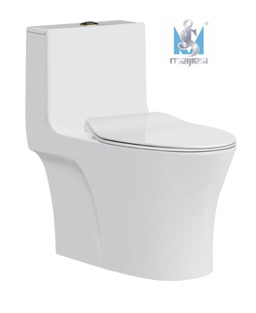 MJS-259 China wholesale bathroom high quality one piece Toilet