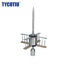 TYCOTIU Top Quality Types Of Early Streamer Emission Building Ese Lightning Arrester Rod Stainless Steel Thunder Protector