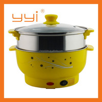 Stainless Steel electric Food Steamer Pot