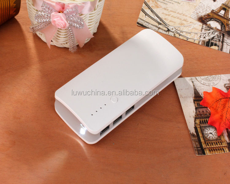 Hottest promotional gift items OEM 18650 Li-ion Battery power bank 5200mah