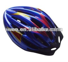 2013 blue abs plastic helmets in Aodi