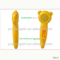 2013 OEM/ODM Manufacturer of Latest digital magic kids Reading pen for children learning with audio sound books