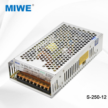 Electronic product OEM switching power supply smps 250W 12V 20A S-250-12