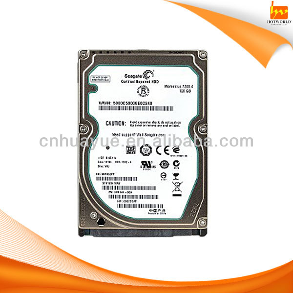 Notebook/laptop hard disk 40gb/60GB/80gb/120gb/160gb/320gb/500gb ide/sata