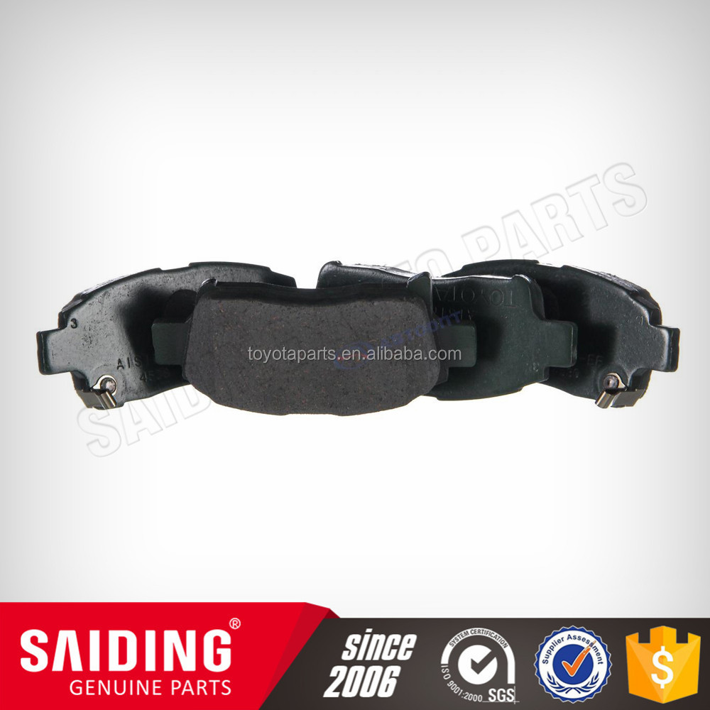 Brake Pads for Toyota Platz SCP11 04465-52041