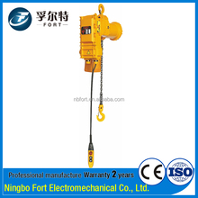 Wholesale Construction Electric Explosion-Proof Chain Hoist 5ton electric chain pulley block