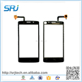 FLY IQ4504 Touch Screen Digitizer Sensors Outer Glass Black Replacement Parts