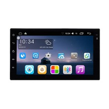 IOKONE Android 6.0 full touch 7'' Car Radio Car Stereo for Universal with Mirror Link