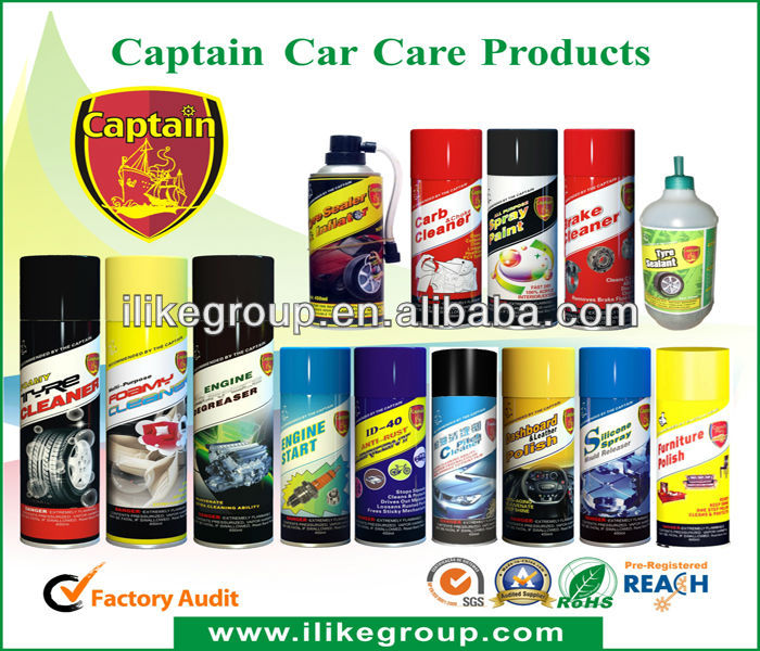 car care chemical products