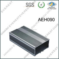 Aluminum Electrical Extrusion Box For Inverter