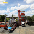 China professional manufacturer SAP120 asphalt batching plant price