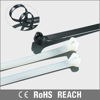 UV Resistant Plastic Cable Tie Holder