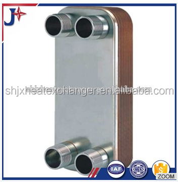 popular and mini r410a plate heat exchanger with high quality and low price