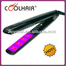 professional infrared LCD hair straighteners,flat irons