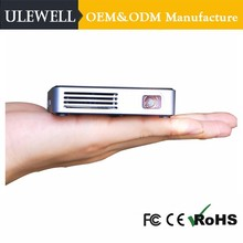 Ulewell P8 Laser Dlp Android Mini Full HD 1080P 3D Led Portable Pocket Home Theater Projector