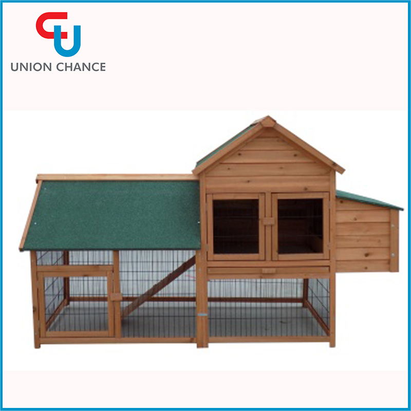 Wholesale Pet House For Chicken Natural Wood Chicken House Large Pet House For Chicken
