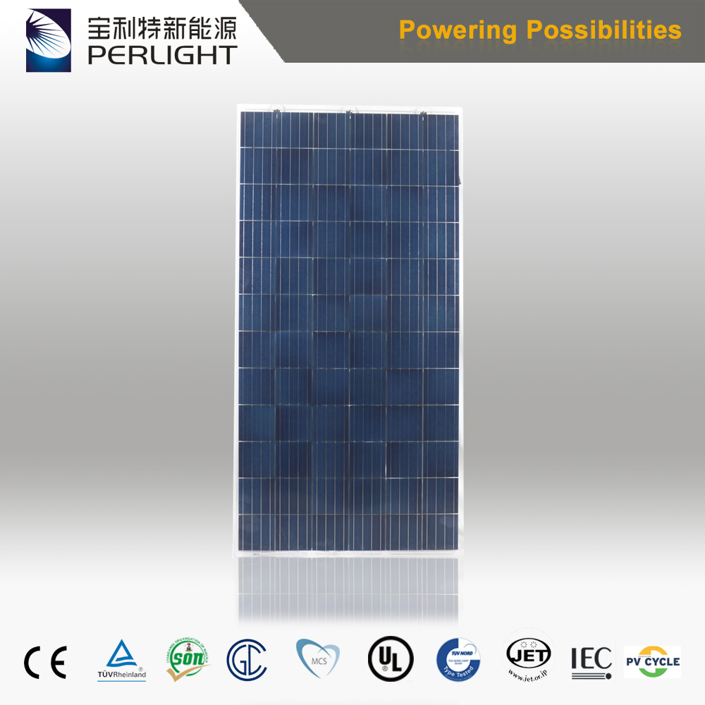 Solar Bipv Mounting System Transparent Solar Panels Price Customized 12V 200W Solar Module