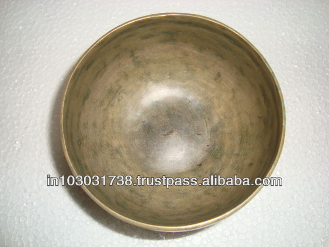 Singing Bowl, Tibetan Singing Bowl, India Old Coins from India Traders