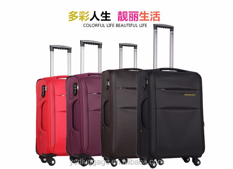 best travel choice nylon soft light weight luggage luggage with built in clothes rack