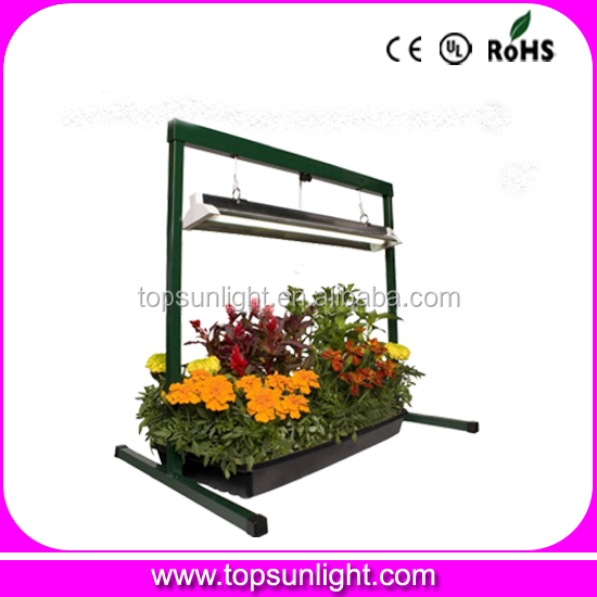 MET t5 24w grow t5 veget fluorescent 2 foot t5 grow light stand T5 Straight tube 6400k cool white grow light