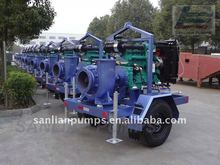 Mixed Flow Pump Trailer