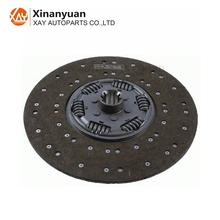 Truck trailer auto parts automatic transmission 380mm 1878 000 104 clutch disc clutch plate price