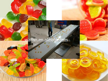 High quality small gummy bear candy production line/Starch jelly candy making machine/candy making price