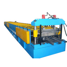 Safe Reliable Metal Floor Deck Roll Stock Machine