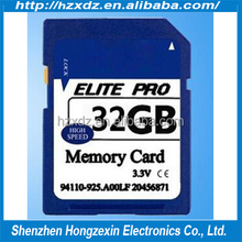 Factory wholesale cheap price Memory 32GB sd card