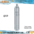 Top Quality 4'' 1.0HP Bore Water Stainless Steel Deep Well Submersible Pump