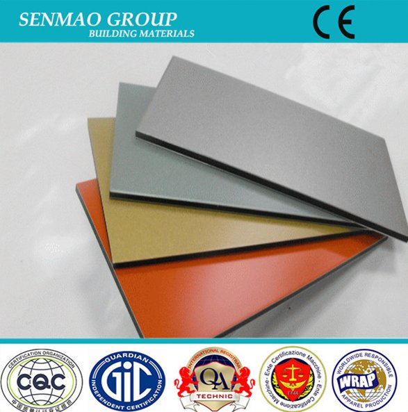 Home decor/sign /container house /trailer side board/ACP/ACM/Aluminum composite panel /Alucobond