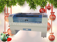China popular mid size laser metal cutting machine/ leather craft laser cutting machine LXJ1290