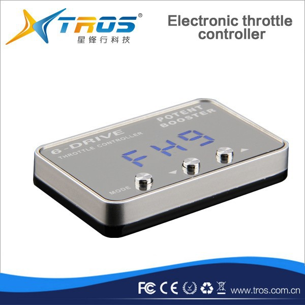 Shenzhen electric vehicle controller accelarator engine throttle controller throttle for car